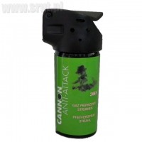Gaz obronny pieprzowy CANNON Anti-Attack 33 ml