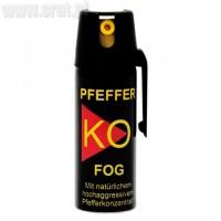 Gaz obronny pieprzowy KO FOG 50 ml - Stożek