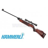 HAMMERLI Hunter Force 750 Combo kal. 4,5 mm Wiatrówka - Karabinek