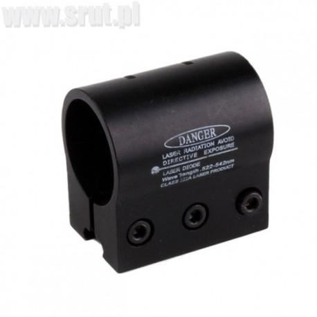 Uchwyt 11 mm do latarki lub lasera 1 cal