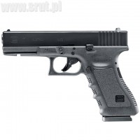 Wiatrówka Glock 17 Blow back 4,5 mm BB