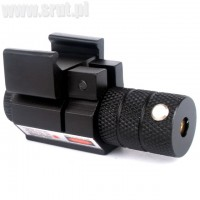 Celownik laserowy MINI na szynę 22 mm