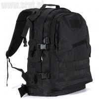 Plecak taktyczny 45 l czarny