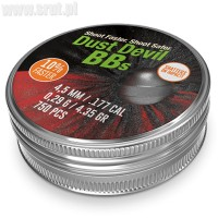 Śrut H&N Dust Devil BBs 4,5 mm 750 szt.