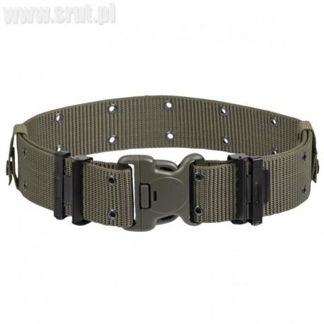 Pas wojskowy Mil-Tec LC2 z klamrą Duraflex® Oliv