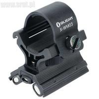 Montaż magnetyczny do latarek Olight X-WM03