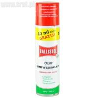 Olej uniwersalny Ballistol Spray 240 ml