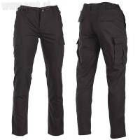 Spodnie Ripstop czarne