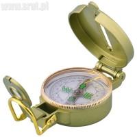 Kompas wojskowy soczewkowy