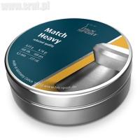Śrut H&N Match Heavy 4,49 mm 500 szt.