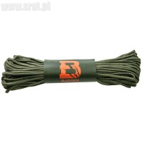 Linka Paracord 550 Badger Outdoor 30 m Olive