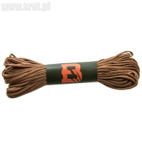 Linka Paracord 550 Badger Outdoor 30 m Coyote
