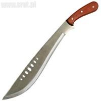 Maczeta Kukri Silver 47,5 cm z drewnianą rękojeścią