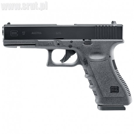 Wiatrówka Glock 17 Blow Back 4,5 mm Diabolo/BB