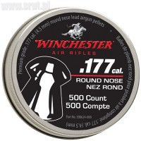 Śrut Winchester Round Nose 4,5 mm 500 szt.