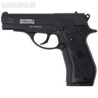 Wiatrówka CyberGun Swiss Arms P84 Full Metal 4,5 mm