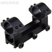 Montaż jednoczęściowy Wysoki 30 mm Weaver/Picatinny