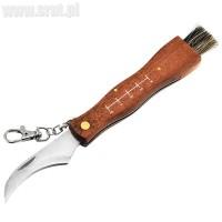 Nóż składany na grzyby (głownia 7,2 cm)