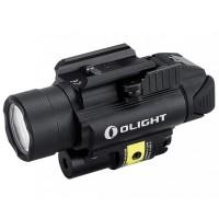 Latarka z celownikiem laserowym Olight PL-2RL BALDR