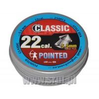 Śrut Classic Pointed molet II 5,5 mm 250 sztuk