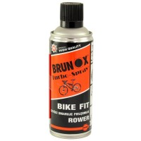 Preparat BRUNOX Turbo-Spray BIKE FIT 400 ml