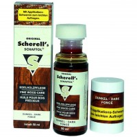 Scherell's SCHAFTOL naturalny olej do drewna - dark 75 ml