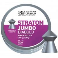 Śrut JSB Straton Jumbo Diabolo 5,5 mm