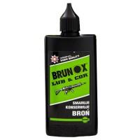 Preparat antykorozyjny w płynie BRUNOX LUB&COR 100 ml