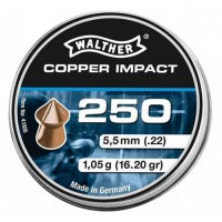 Śrut Walther Copper Impact 5,5 mm 250 szt.