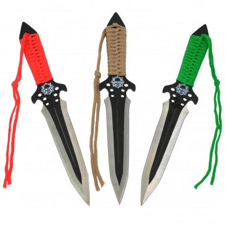 Noże do rzucania Kandar N129