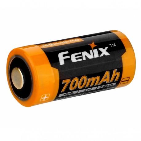 Akumulator Fenix 16340 RCR123 700 mAh 3,6 V