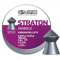 Śrut JSB Straton Diabolo 4,5 mm 500 szt.