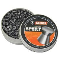 Śrut diabolo Kandar Sport kal. 4,5 mm 500 szt.