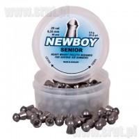 Śrut NEWBOY SENIOR kal. 6,35 mm 90 sztuk