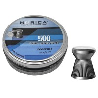 Śrut Norica Match 4,5 mm 500 szt.