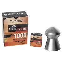 Śrut Norica Pointed 4,5 mm 100 szt. Carton Box