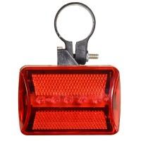 Tylna lampka rowerowa 5 LED