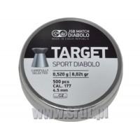 Śrut JSB Target Sport Diabolo 4,50 mm