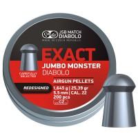 Śrut JSB Exact Jumbo Monster Redesigned 5,5 mm 200 szt.