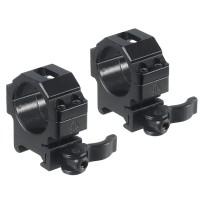 Montaż Leapers QD dwuczęściowy niski 30 mm / Picatinny