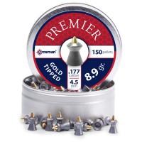 Śrut Crosman Premier Gold Tipped 4,5 mm 150 szt.