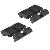 Adapter / Przejściówka Leapers z szyny 11 na 22 mm