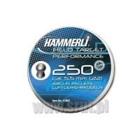 Śrut Hammerli Field Target Preformance 5,5mm 250 szt.