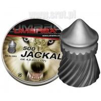 Śrut UMAREX JACKAL 4,5 mm 500 sztuk