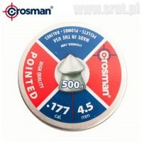 CROSMAN POINTED AMERICAN DREAM 4,5mm. 500szt.
