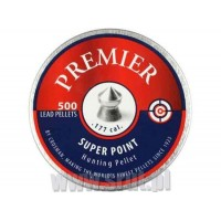 CROSMAN PREMIER SUPER POINT 4,5mm. 500szt.